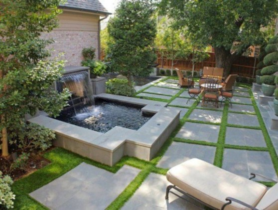 Great Ideas To Decorate Your Backyard 15