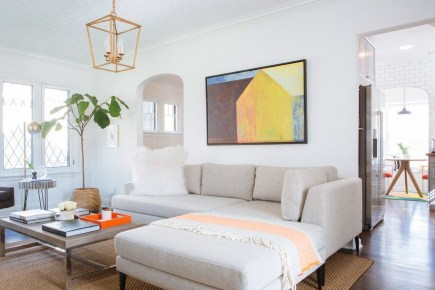 How To Create Wall Gallery In Above The Sofa 17