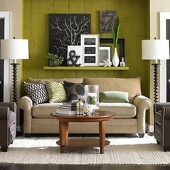 How To Create Wall Gallery In Above The Sofa 26