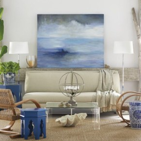 How To Create Wall Gallery In Above The Sofa 37