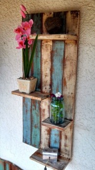 How To Make DIY Pallet For Storage Ideas 05