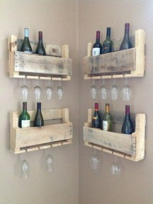 How To Make DIY Pallet For Storage Ideas 08