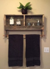 How To Make DIY Pallet For Storage Ideas 28