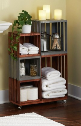 How To Make DIY Pallet For Storage Ideas 40