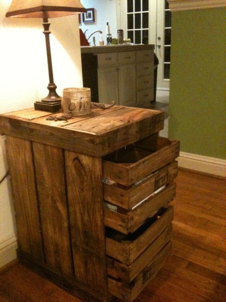 How To Make DIY Pallet For Storage Ideas 53