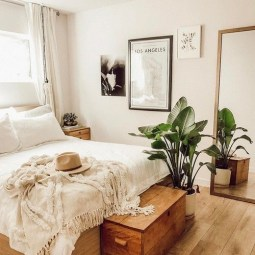 Love The Neutral Color For Master Bedroom Idea 30
