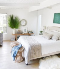 Love The Neutral Color For Master Bedroom Idea 34