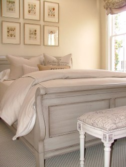 Love The Neutral Color For Master Bedroom Idea 42