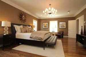 Love The Neutral Color For Master Bedroom Idea 45