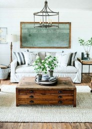 Modern Farmhouse Decoration For Your Living Room 21