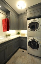 Perfect Laundry Room Decor In Your Tiny House 14