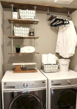 Perfect Laundry Room Decor In Your Tiny House 19