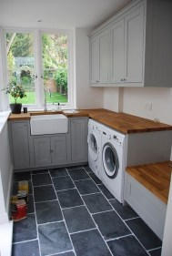 Perfect Laundry Room Decor In Your Tiny House 28