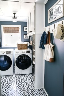 Perfect Laundry Room Decor In Your Tiny House 48
