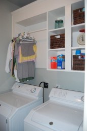 Perfect Laundry Room Decor In Your Tiny House 49