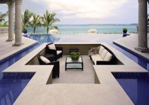 Simply Impressive Sitting Areas For Backyard Landscape 21