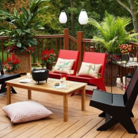 Simply Impressive Sitting Areas For Backyard Landscape 25