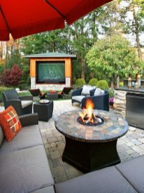 Simply Impressive Sitting Areas For Backyard Landscape 42