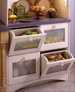 Stunning Kitchen Storage For Small Space 02