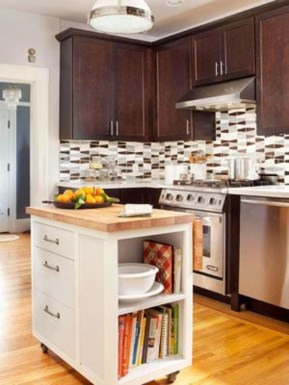 Stunning Kitchen Storage For Small Space 08