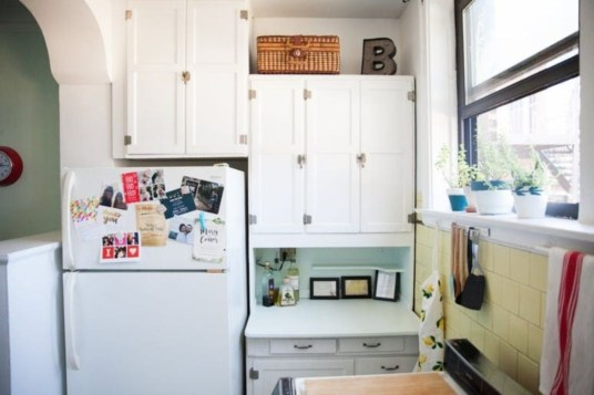 Stunning Kitchen Storage For Small Space 18