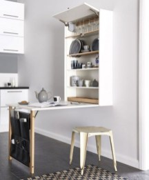 Stunning Kitchen Storage For Small Space 26