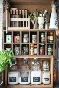 Stunning Kitchen Storage For Small Space 29