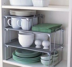Stunning Kitchen Storage For Small Space 35