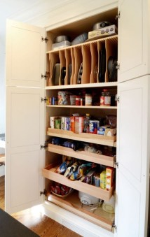 Stunning Kitchen Storage For Small Space 37