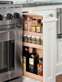 Stunning Kitchen Storage For Small Space 40