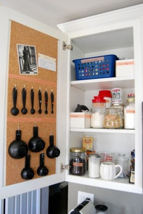 Stunning Kitchen Storage For Small Space 43