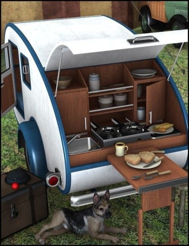 51 Top Camper Kitchen Ideas You Must Like This Rengusuk Com