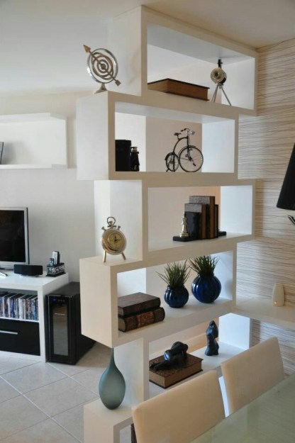 Ways To Make Space Divider In Your Small Apartment 15