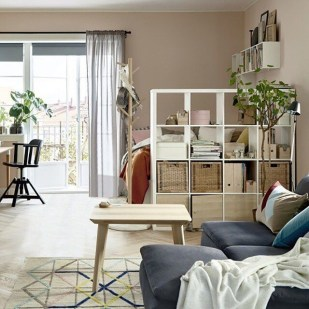 Ways To Make Space Divider In Your Small Apartment 47