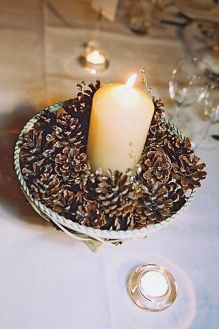 Adorable Winter Wedding Ideas For Decorate Your Party 08