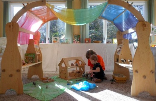 Adorable Indoor Play Areas For Your Kids 01