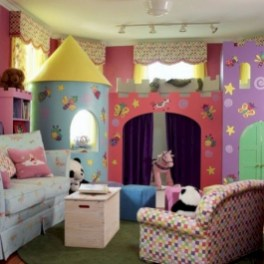 Adorable Indoor Play Areas For Your Kids 05