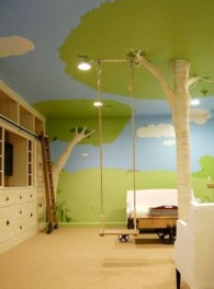Adorable Indoor Play Areas For Your Kids 07