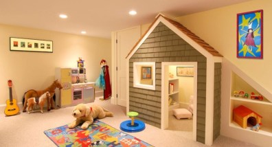 Adorable Indoor Play Areas For Your Kids 38