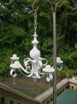 Antique Farmhouse Chandelier For Outdoor Ideas 07