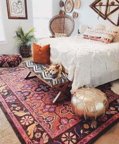 Awesome Boho Decorating Ideas For Your Bedroom 04