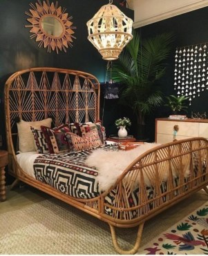 Awesome Boho Decorating Ideas For Your Bedroom 06