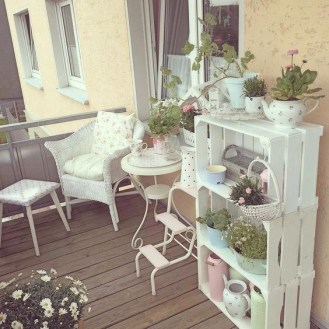 Balcony Garden Ideas For Decorate Your House 23