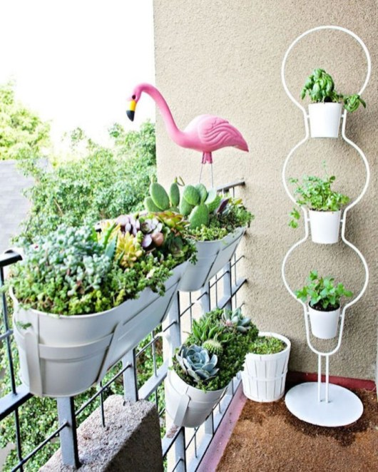 Balcony Garden Ideas For Decorate Your House 25