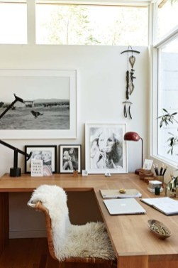 Best Decorating Ideas For Home Office Design 32