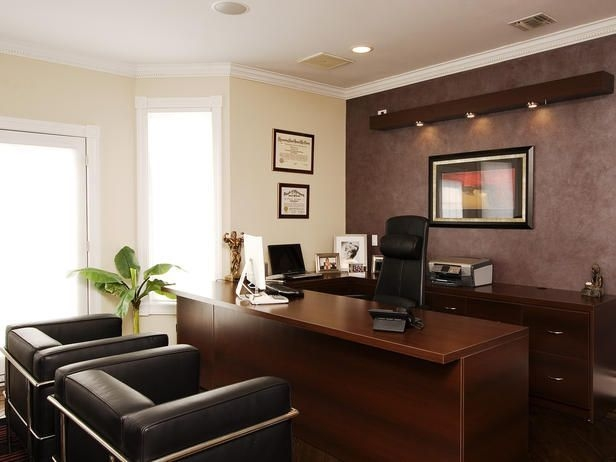 Best Decorating Ideas For Home Office Design 41