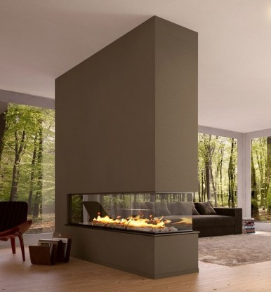 Best Decorating Ideas For Winter Fireplace 21