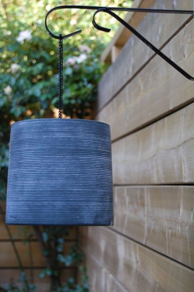 Best Garden Decorate With Some DIY Hanging Lights 09