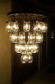 Best Garden Decorate With Some DIY Hanging Lights 22
