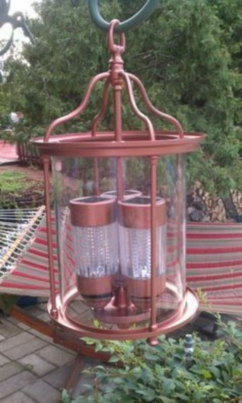 Best Garden Decorate With Some DIY Hanging Lights 36
